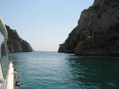 from your sailingboat and charteryacht one can have wonderfull views to the sea