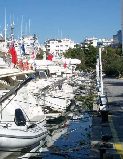Mororyachts private an charter motoryachts in Athens Greece