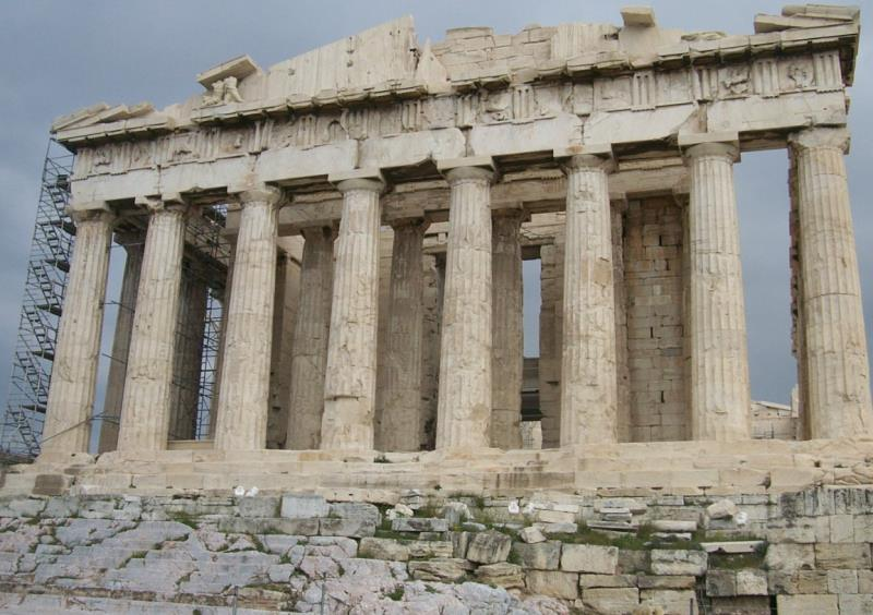 The Acropolis is the higher part of ancient Athens and represents an impressive example of Greece´s culture, that lasted thousands of years and created democracy