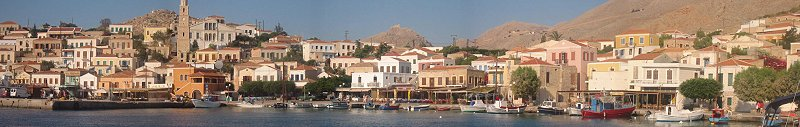 Chalki close to Rhodes and only 25 nm from symi, 15nm south of Tilos Sailor´s and Yachts