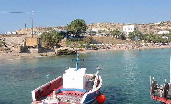 Lefkos Karpathos Port