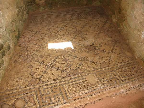 Arkassa Karpathos Mosaique