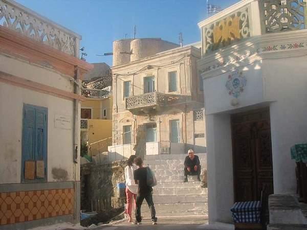 Olimbis Karpathos Square