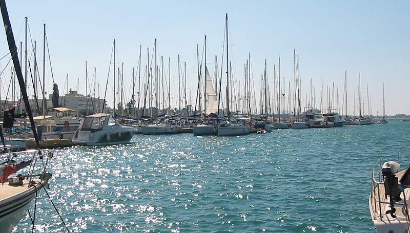 Kos Marina is close to Kos town a good place to visit Kos city or rent a car or moto and stay for some days to discover the island of Hippocrates