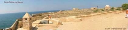 Rethimno Crete Kastro Fortezza Crete