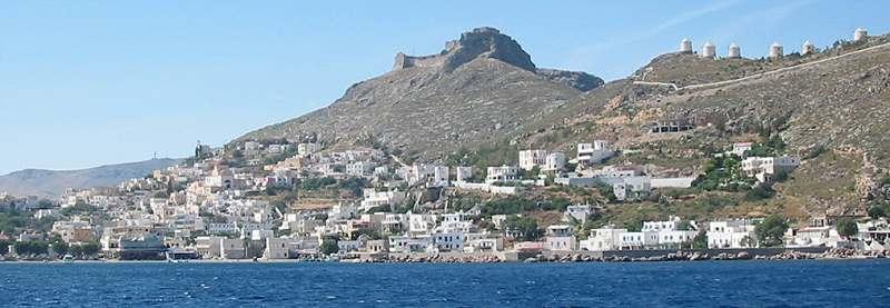 Leros Dodecanese islands Greece Sailing boatcharter