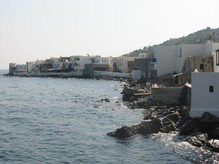Mandraki auf Nisyros Griechenland Yachtcharter Dodekanes