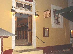 Taverna Syllogos Symi Chorio Dodekanes
