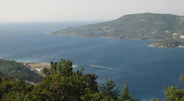 Samos bay Vathy